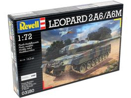 Revell Leopard 2A6 A6M