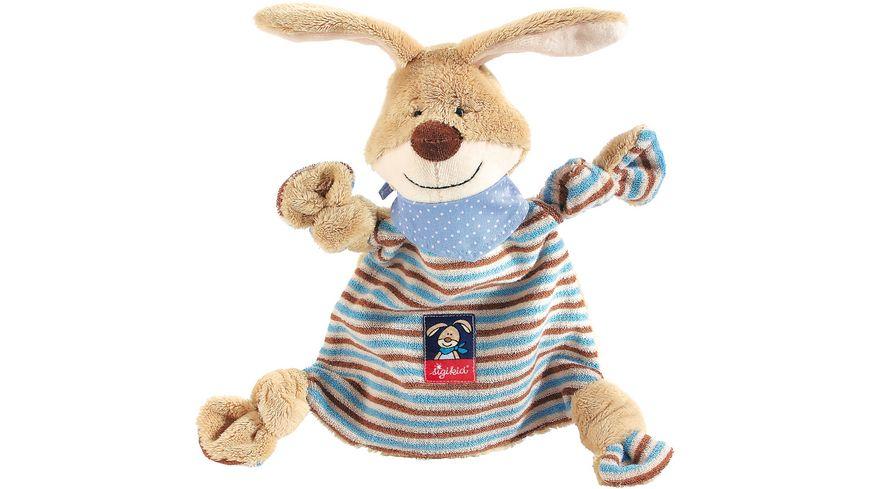 sigikid Baby Gifts Semmel Bunny Schnuffeltuch