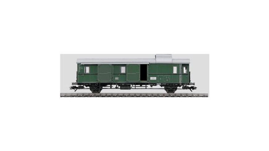 Maerklin 4315 H0 Personenwagen Donnerbuechse Gepaeckwagen DB