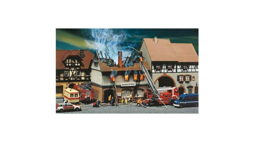 Faller 130429 - H0 - Brandruine Gasthaus Zur Sonne