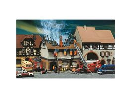 Faller 130429 H0 Brandruine Gasthaus Zur Sonne