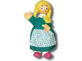 Trullala Gretel Handpuppe 40 cm