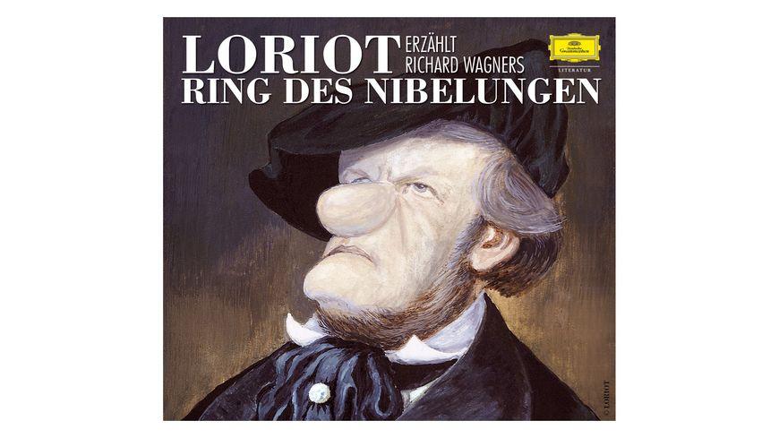 Loriot Erz R Wagners Ring Des Nibelungen Neu