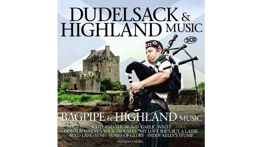 Dudelsack Highland Music