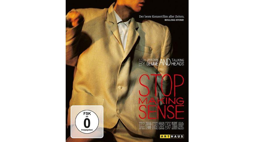 Stop Making Sense 30th Anniversary Edition