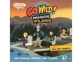 4 Original Hoerspiel z TV Serie Das Wettangeln