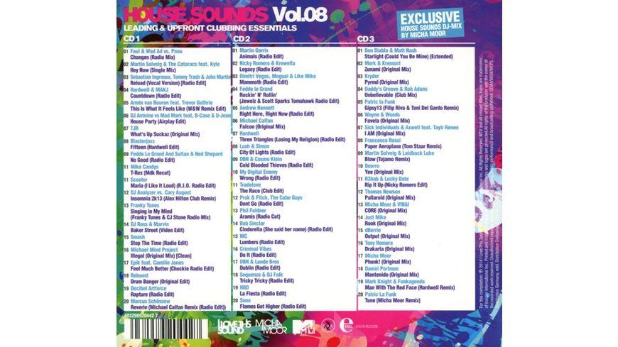 House Sounds Vol 8