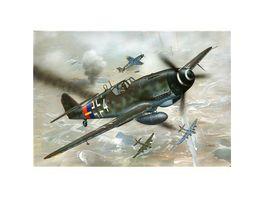 Revell 04160 Modellbau Flugzeuge Messerschmitt Bf 109 G 10
