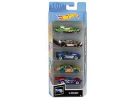 Hot Wheels 5er Geschenkset Sortiment
