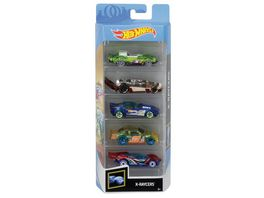 Hot Wheels Hot Wheels er Geschenkset Sortiment 1 64