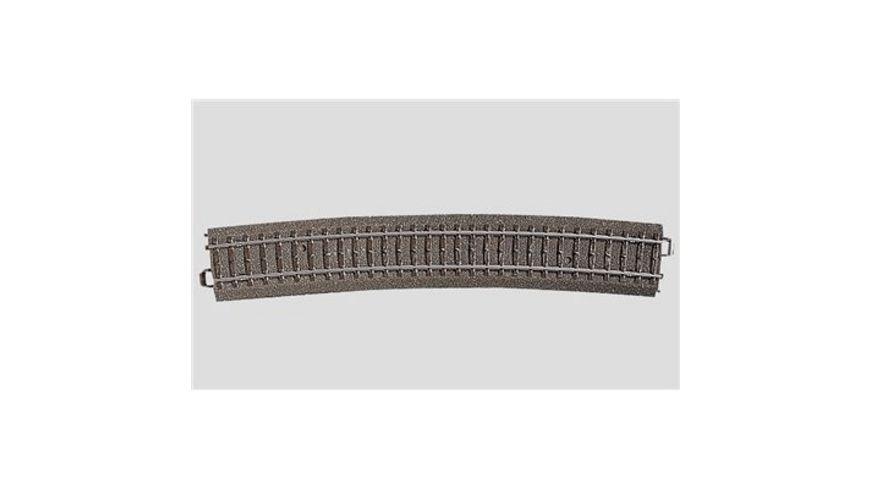 Maerklin 24912 H0 C Gleis Gebogenes Gleis R 1114 6 mm Bogen 12 1