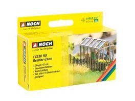 NOCH 14230 H0 Laser Cut Bretter Zaun 42 cm lang 1 5 cm H0ch