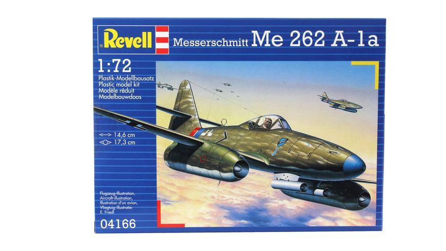 Revell 04166 Messerschmitt Me 262 A1a