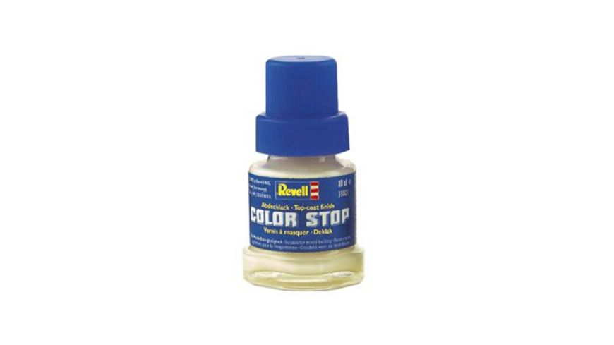 Revell 39801 Farben Kleber Co Color Stop Abdecklack30ml