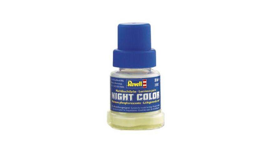 Revell 39802 Farben Kleber Co Night Color Nachtleuchtfarbe 30ml