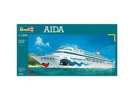 Revell 05805 Modellbau Schiffe AIDA