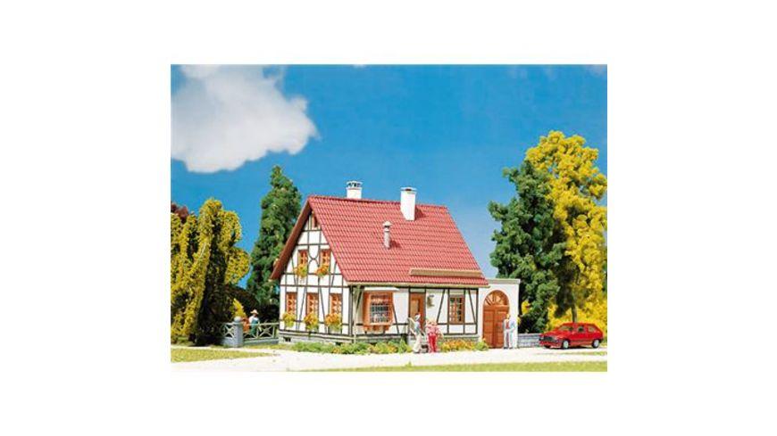 Faller 232215 N Fachwerkhaus mit Garage