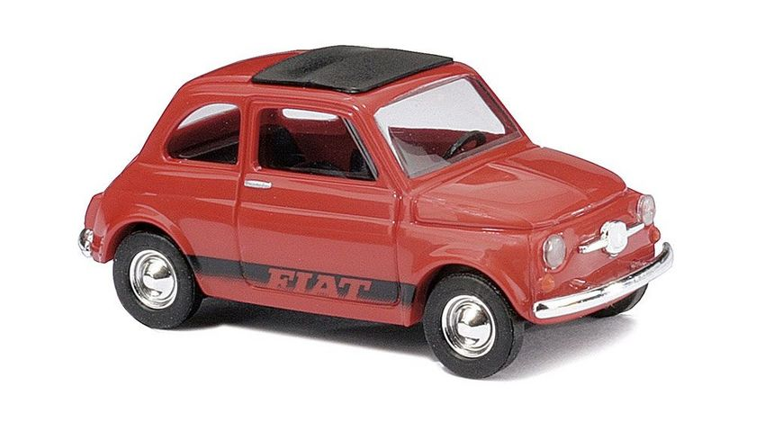 Busch Automodell Fiat 500 Fiat