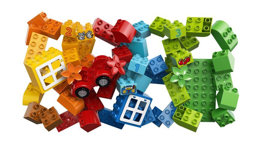 LEGO DUPLO Aktion 10572 Grosse Steinbox