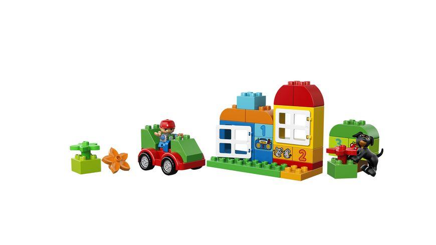 LEGO DUPLO 10572 LEGO DUPLO Grosse Steinebox
