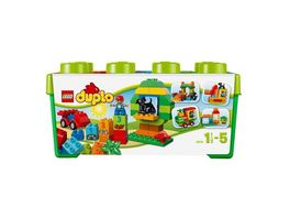 LEGO DUPLO Aktion 10572 Grosse Steinbox