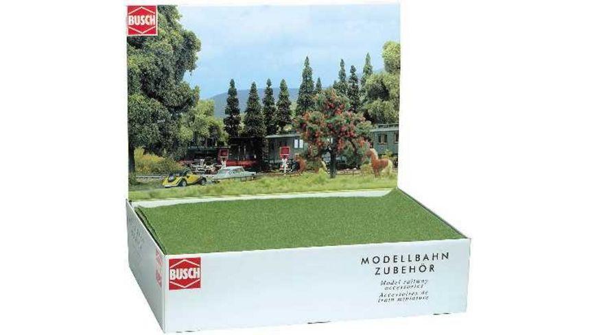 Busch 7292 Modellbahnzubehoer Mini Wildgras Teppich 39 x 26 5 cm