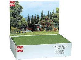 Busch Modellbahnzubehoer Mini Wildgras Teppich