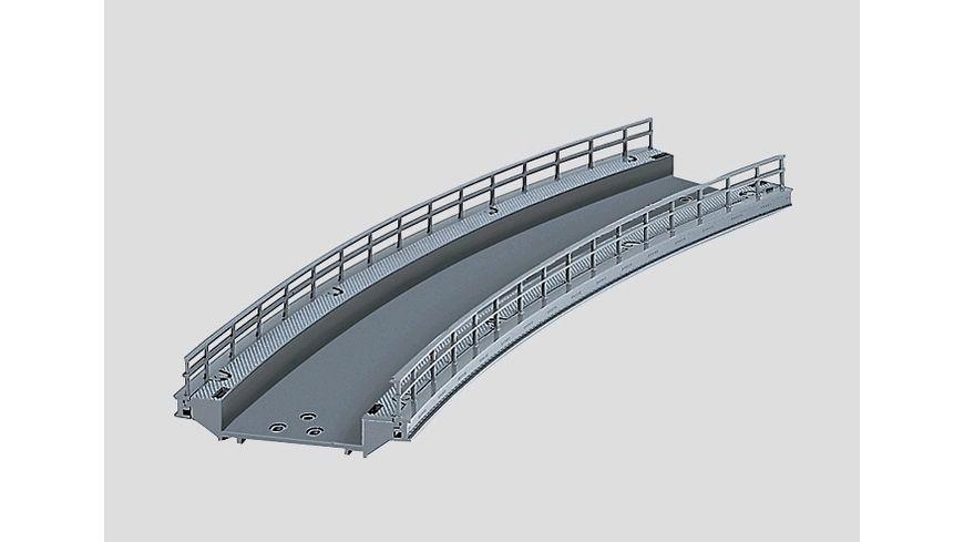 Märklin 74623 - H0 - Brücken - Gebogenes Rampenstück Radius 2 für C-Gleis