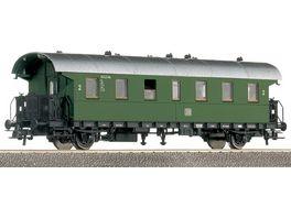 Roco H0e 2 Klasse Personenwagen der DB Donnerbuechse