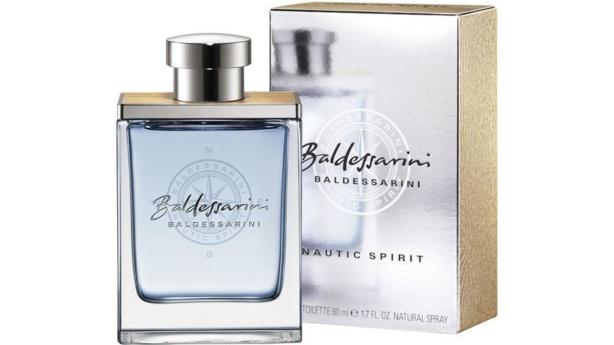Baldessarini Nautic Spirit Eau de Toilette Natural Spray