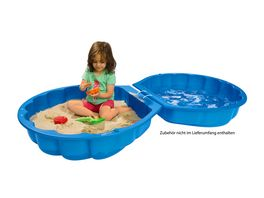 BIG Sand Watershell blau