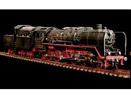 Italeri 1 87 Lokomotive Br50
