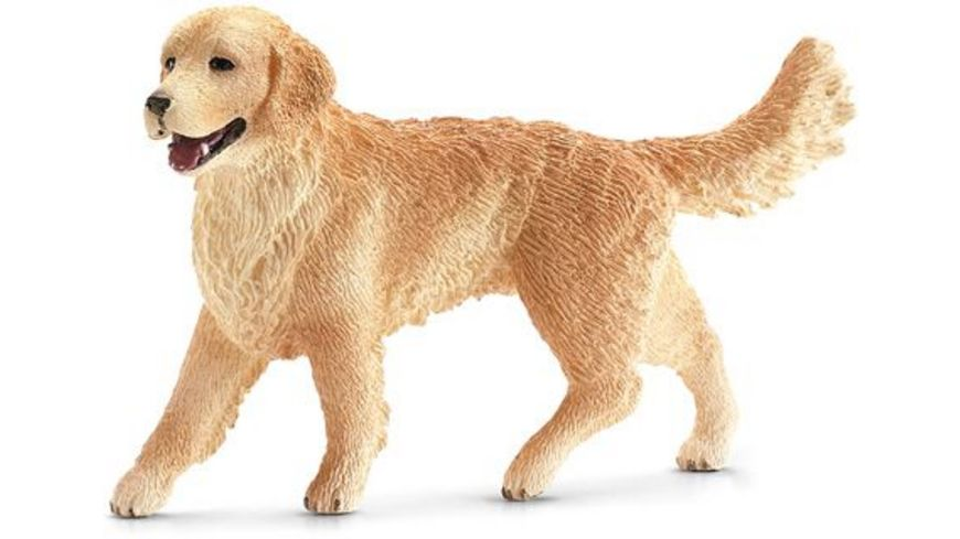 Schleich Farm World Golden Retriever Huendin