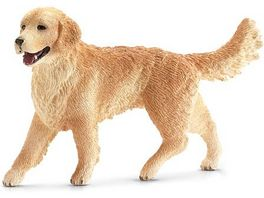 Schleich 16395 Farm World Golden Retriever Huendin