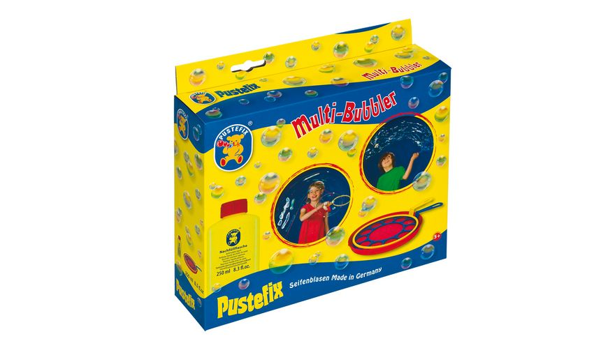 Pustefix Multi Bubbler