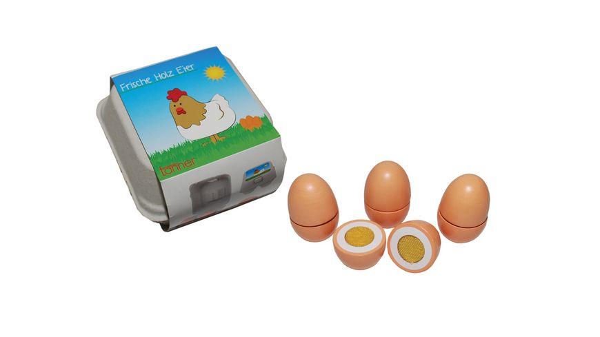 Tanner 6 Eier zum Schneiden