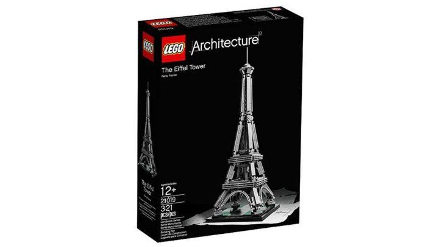 LEGO 21019 Architecture Der Eiffelturm