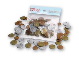 Tanner Euro Muenzen im Beutel