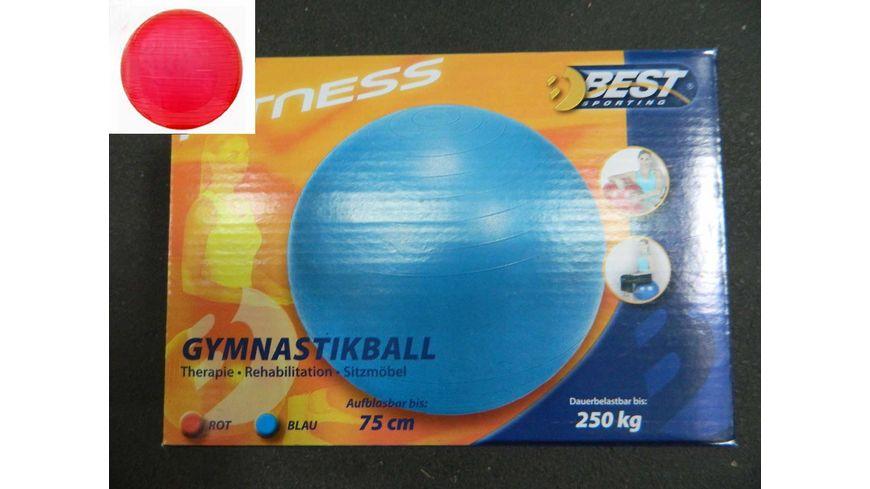 Best Gymnastikball 75 cm