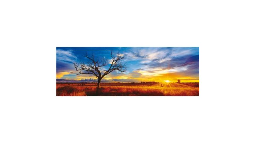 Schmidt Spiele Puzzle Desert Oak at Sunset Northern Territory Australia 1000 Teile
