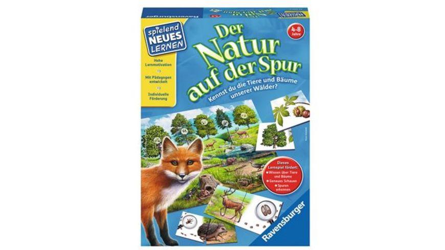 Ravensburger Spiel Der Natur auf der Spur
