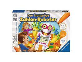 Ravensburger tiptoi Der hungrige Zahlen Roboter