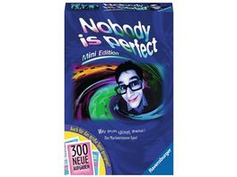 Ravensburger Spiel Nobody is perfect Mini Edition