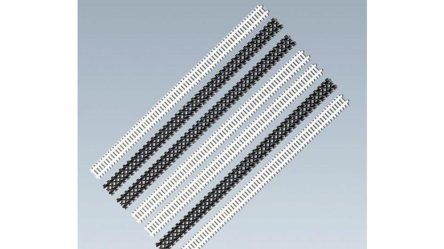 Faller 180402 H0 Zaun Sortiment Gesamtlaenge 108 cm