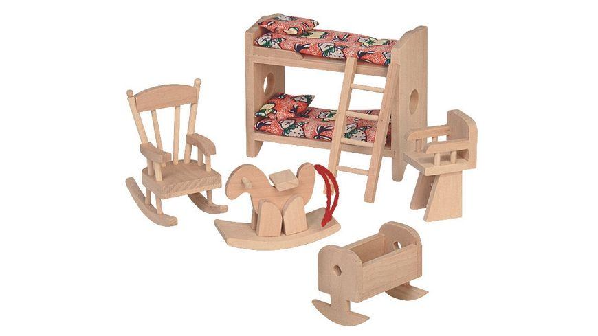 Beluga Puppenhausmoebel Kinderzimmer