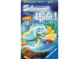 Ravensburger Spiel Mitbringspiel Schnappt Hubi