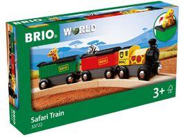 BRIO Bahn Trains Safari Zug