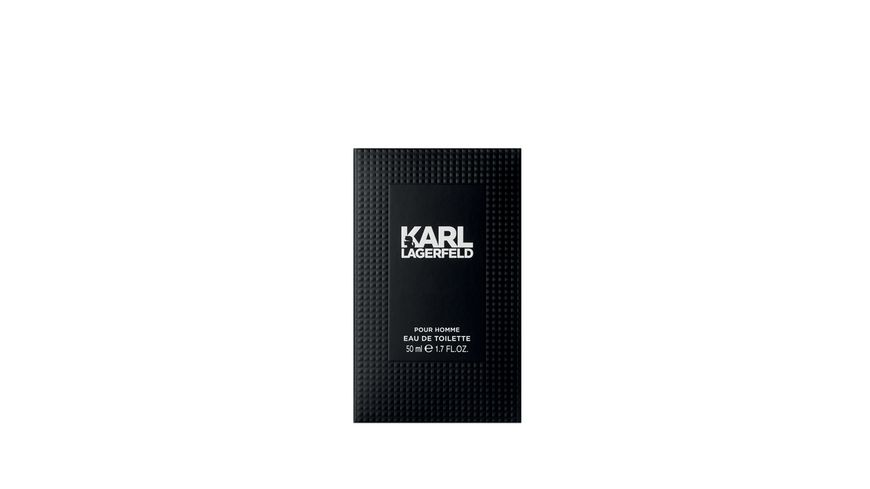 KARL LAGERFELD for Men Eau de Toilette