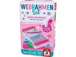 Schmidt Spiele Kreativ Kiste Webrahmen Set