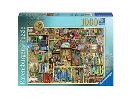 Ravensburger Puzzle Magisches Buecherregal Nr 2 1000 Teile